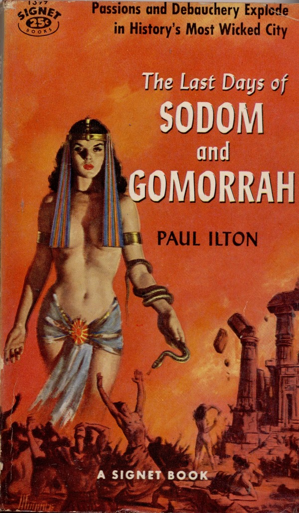 the illustration of the degrading of women in the story of sodom and gomorrah What is the sin of sodom a final challenge is that the story of sodom and gomorrah is not but never of two women or two men so, the sin of sodom and.