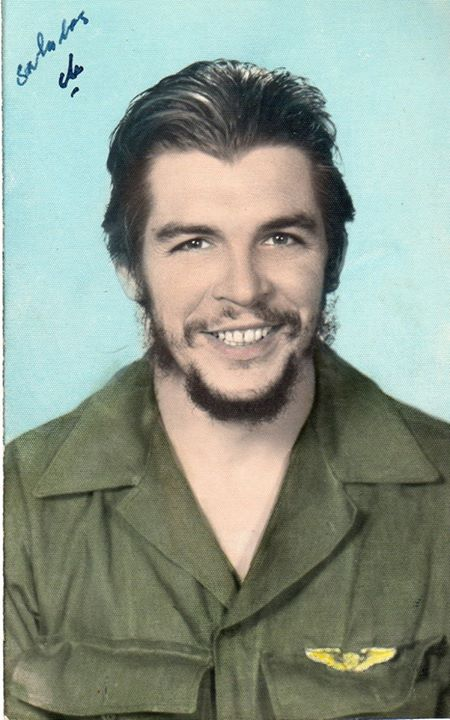 influence of ernesto che guevara